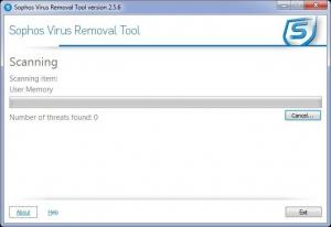 Sophos Virus Removal Tool 2.5.6 [En]