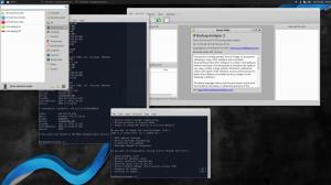 BackBox Linux 4.7 [Анализ безопасности, хакинг] [i386, amd64] 2xDVD