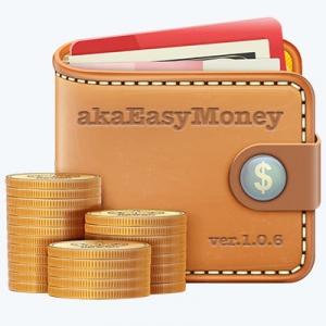 akaEasyMoney 1.0.6 Portable [Ru]