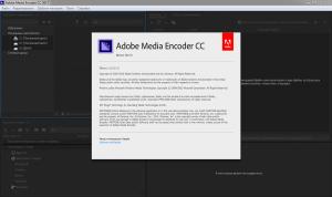 Adobe Media Encoder CC 2017.0 11.0.0.131 RePack by D!akov [Multi/Ru]