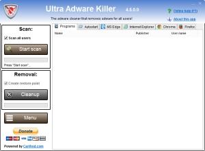 Ultra Adware Killer 4.5.0.0 [En]