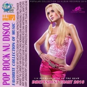 VA - Pop Rock Nu Disco: Favorite Collection Of Music