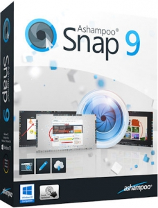 Ashampoo Snap 9.0.4 RePack (& portable) by KpoJIuK [Ru/En]