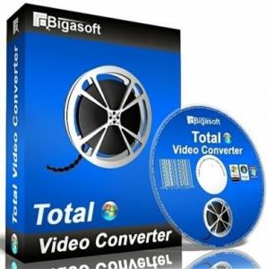 Bigasoft Total Video Converter 6.2.0.7269 RePack (& Portable) by TryRooM [Multi/Ru]