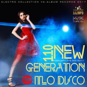 VA - 110 New Generation Italo Disco
