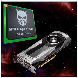 GPU Caps Viewer 1.34.0 + Portable [En]
