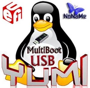 Your Universal MultiBoot Installer UEFI 0.0.3.6 Portable [En]