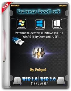 Lamer boot V4 MINI by Puhpol (11.03.2017) [Ru/En]