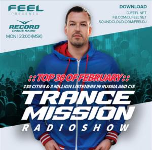 DJ Feel - TOP 30 of february [06-03]