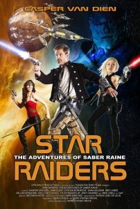 Космические Пираты: Приключения Сайбер Рэйна