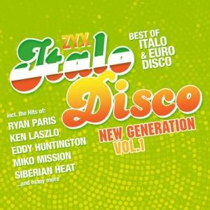 VA - ZYX Italo Disco New Generation. Vol. 1-10