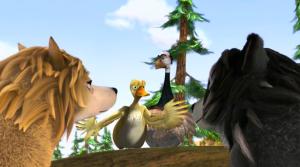 Альфа и Омега 6: Пещеры динозавров