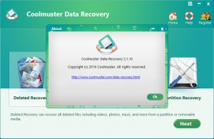 Coolmuster Data Recovery 2.1.10 RePack by вовава [En]