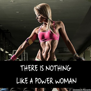 VA - There Is Nothing Like A Power Woman