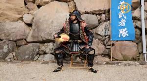 Тайны замков самураев