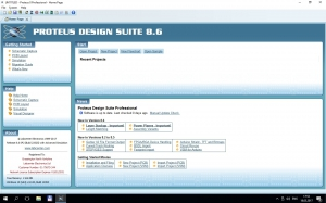 Proteus 8 Professional 8.6 SP2 Build 23525 RePack [En]