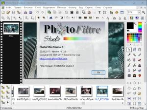 PhotoFiltre Studio X 10.12.0 [Ru/En]