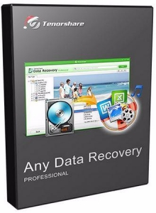 Tenorshare Any Data Recovery Pro 5.5.0.0 RePack by tolyan76 [En]