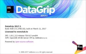 JetBrains DataGrip 2017.1 Build #DB-171.3780.102 [En]