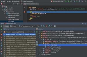 JetBrains RubyMine 2017.1 Build #RM-171.3780.96 [En]