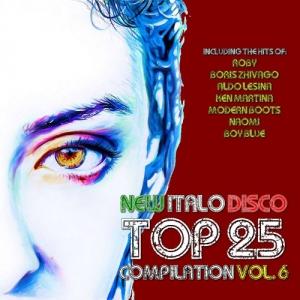 VA - New Italo Disco Top 25 Vol.6