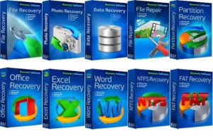 RS Recovery Software 2017 (26.03.17) [Multi/Ru]