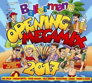 VA - Ballermann Opening Megamix 2017 [3CD]