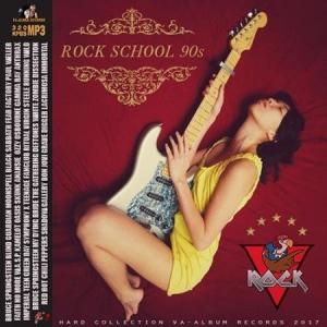VA - Rock School 90s