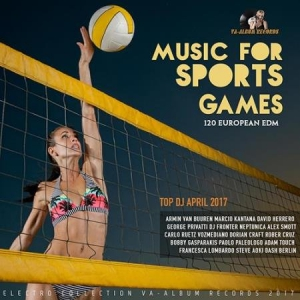 VA - EDM Music For Sports Games