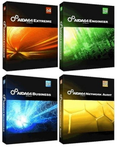 AIDA64 Extreme / Engineer / Business / Network Audit 6.10.5200 Final Repack (& Portable) by Litoy [Multi/Ru]