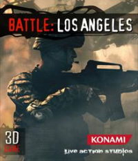 Battle: Los Angeles The Videogame
