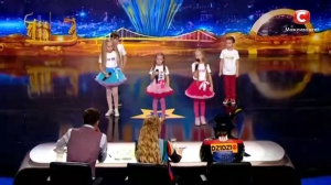 В Украине есть таланты! Дети