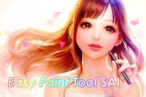 Easy Paint Tool SAI 1.2.5 Portable by Monsigny [Ru/En]