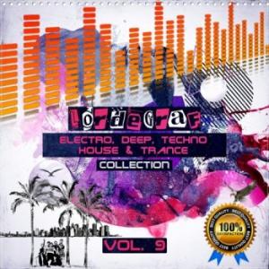 Сборник - Лучшие хитовые треки в стиле Electro, Deep, Techno House и Trance