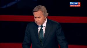 Воскресный вечер с Владимиром Соловьевым (эфир от 14.05.2017)