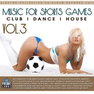VA - Music For Sports Games Vol. 3
