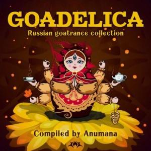 VA - Goadelica - Russian Goa Trance Collection (Compiled by Anumana)