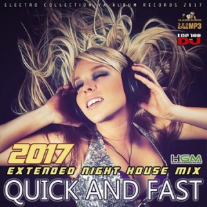 VA - Quik And Fast Night House Mix