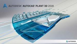 Autodesk AutoCAD Plant 3D 2018 RUS-ENG