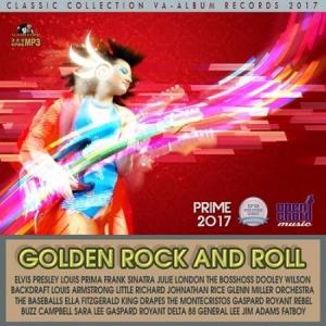 Сборник - Golden Rock And Roll