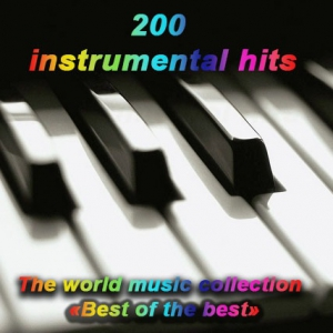 VA - The world music collection - 200 Instrumental hits