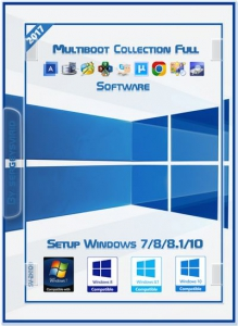 Multiboot Collection Full v.3.8 [Ru/En]