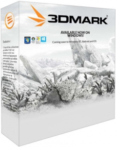 Futuremark 3DMark 2.11.6846 Developer Edition RePack by KpoJIuK [Multi/Ru]