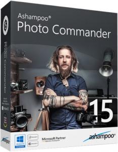 Ashampoo Photo Commander 16.3.1 RePack (& Portable) by TryRooM [Multi/Ru]
