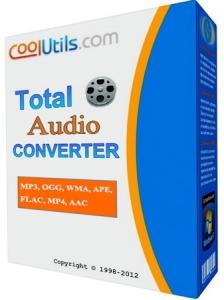 CoolUtils Total Audio Converter 5.3.0.226 RePack by elchupacabra [Multi/Ru]