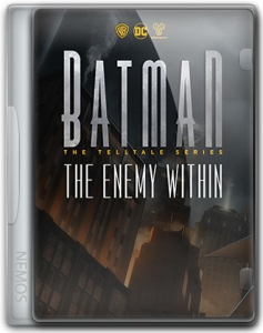 Batman: The Enemy Within - The Telltale Series  [Episode 1-4]