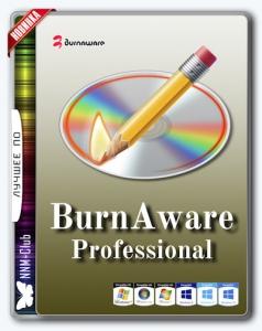 BurnAware Professional 12.4 RePack (& Portable) by KpoJIuK [Multi/Ru]