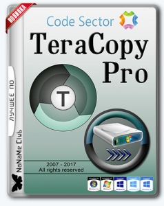 TeraCopy Pro 3.6.0.4 RePack (& portable) by KpoJIuK [Multi/Ru]