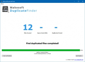Makesoft DuplicateFinder 1.1.5 Build 171207 RePack by вовава [En]