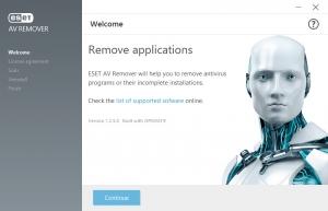 ESET AV Remover 1.2.5.0 [En]